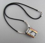 Silver River Necklace