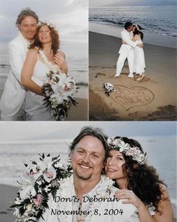 Don & Deborah Marriage