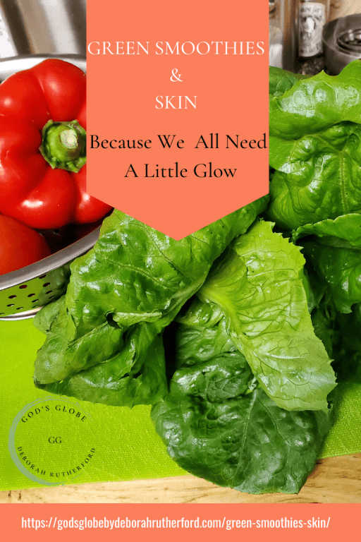 Green Smoothies and Skincare