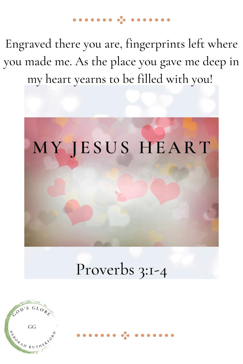 My Jesus Heart