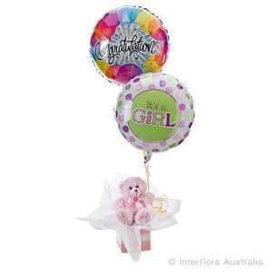 Lola Bear and Balloons