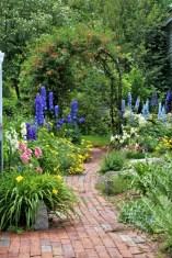 Lovely garden on Norwood Avenue