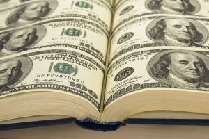 Change Your Story Vision Kits: Financial Benefits Money Background