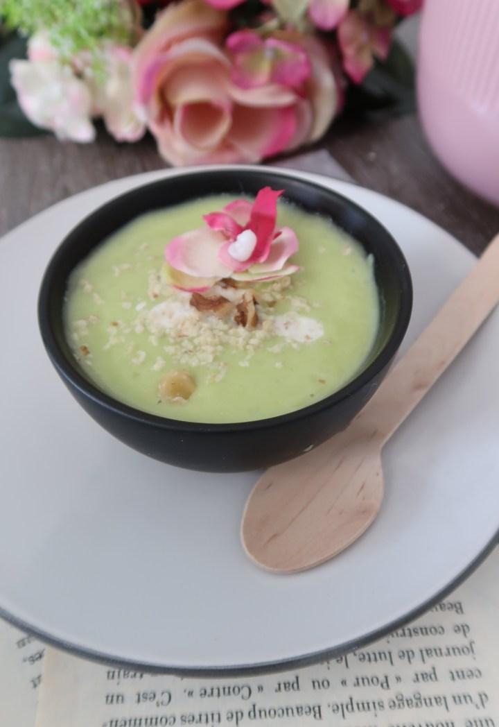 Velouté de Courgettes Coco Curry