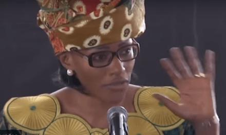 Une femme candidate à la présidence de la République Démocratique du Congo