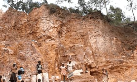 Les casseuses de pierres de Butembo