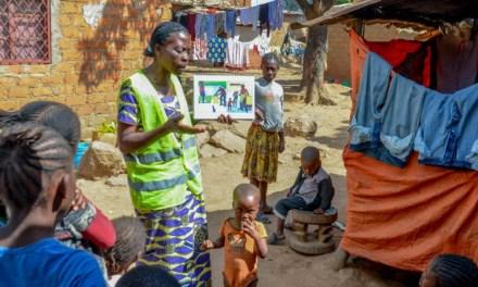 """Prévention contre le choléra: Consommons tous de l'eau potable"""""""
