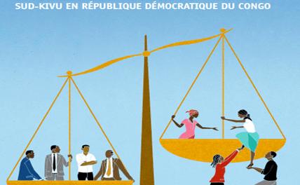 Etat des lieux de la parité en RDC : un désastre !