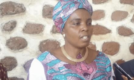 Hommage à «la» journaliste féministe congolaise, Solange Lusiku.