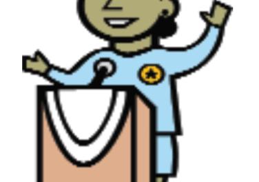 Clinique électorale 5 : Le rôle et le comportement d'une candidate