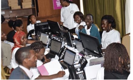 Monitoring citoyen du processus électoral par les «SentinELLES des élections»