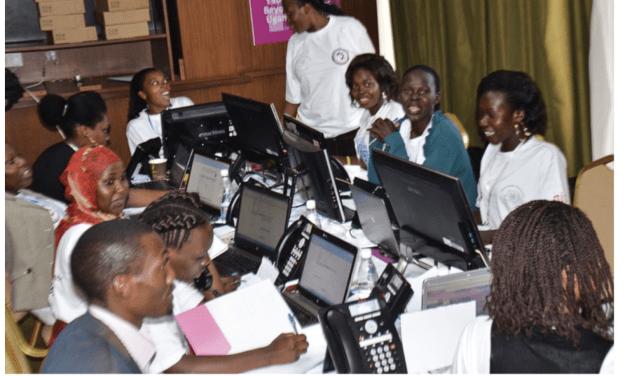L'observation citoyenne du processus électoral par les «SentinELLES des élections»