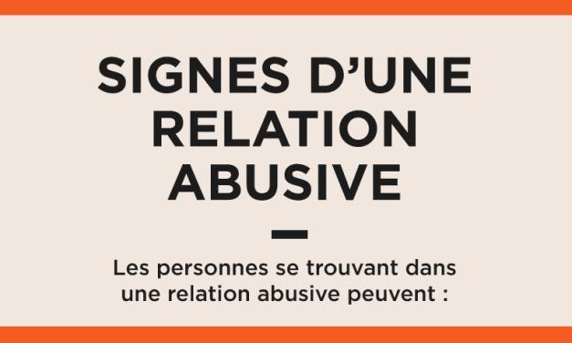 Connaissez-vous ces signaux d'une relation abusive ?