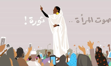 « On ne veut pas juste changer ce dictateur, on veut changer le monde »