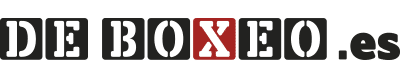 DEBOXEO.ES – Tu tienda de boxeo online