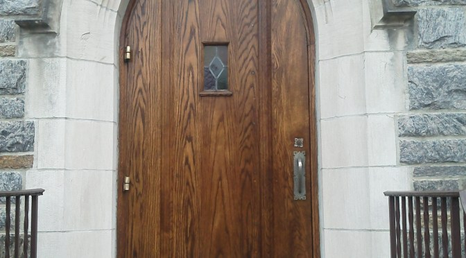 "<span class=""entry-title-primary"">Outside the Church Doors</span> <span class=""entry-subtitle"">Do the doors of your church swing wide for all?</span>"