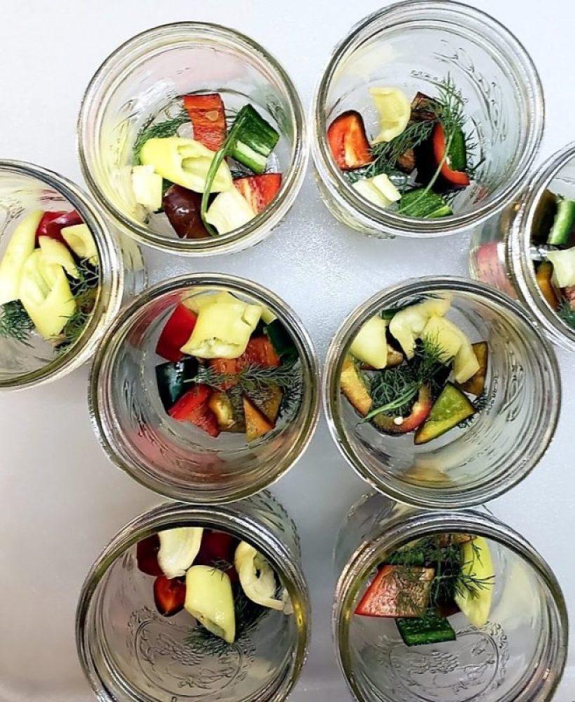 pickles vegetable garden debra gail photography