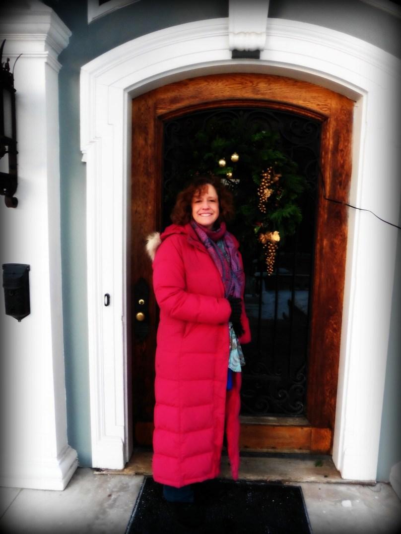 Clifton front door