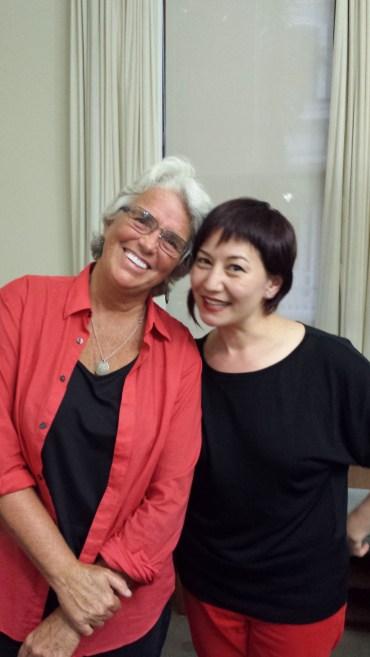 Rebel Girls Deb Busman and MariNaomi