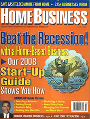 Debra Gould in Home Business Magazine