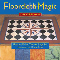 Debra Gould Featured in Floorcloth Magic