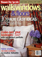 Debra Gould Home Collection Featured in Woman's Day