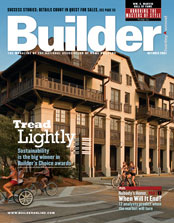 Staging Diva in Builder Magazine