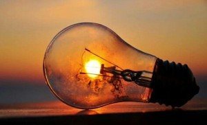 Light Bulb image, signifying Counselling in Stoke on Trent, helping to see clearly