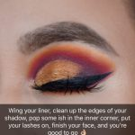 Sunset Cut Crease Eyeshadow A Step By Step Tutorial Debra Jenn