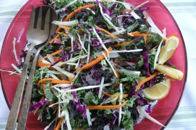 Lemony Detox Salad