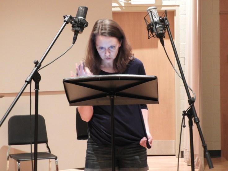 Kira recording session 004