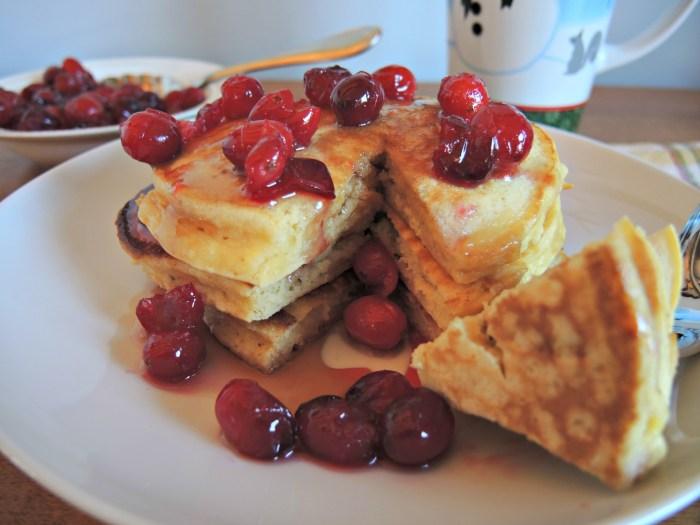Eggnog Pancaks 2 001