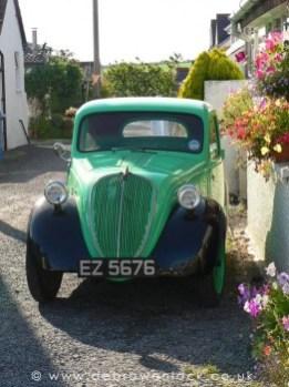 Fiat Topolino at Home