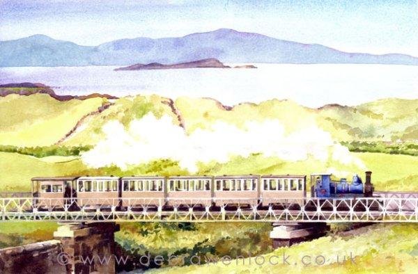 Giant's Causeway and Bushmills Railway - Debra Wenlock