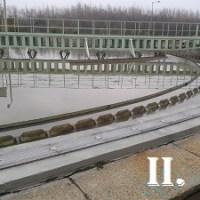 Az ülepítés folyamata és a szennyvíztelepi ülepítők II.