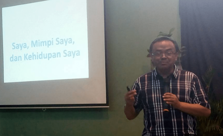 Orientasi Profesi 2017 : Ahli Mangan