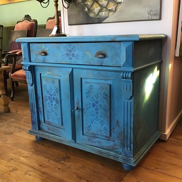 Kastje Giverny blauw