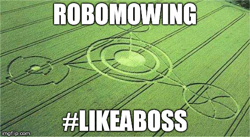 Using the Robomow app - #likeaboss