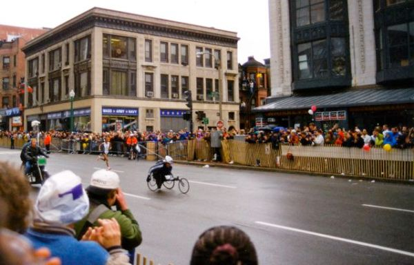 1998 Boston Marathon
