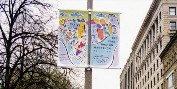 1998 Boston Marathon