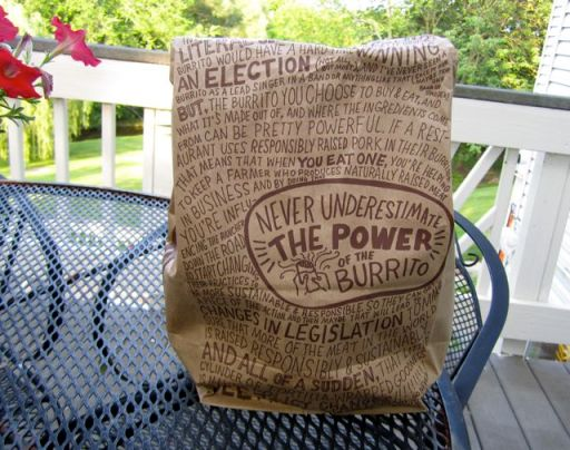 ChipotleBag