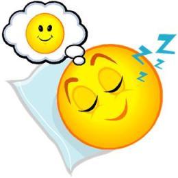 SleepingSmileyFace