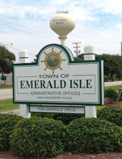 EmeraldIsleSign