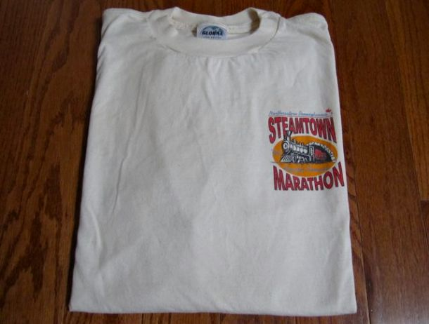 SteamtownMarathon1999Shirt