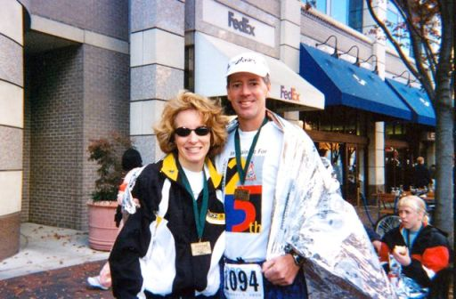2000MarathonInTheParksFinish