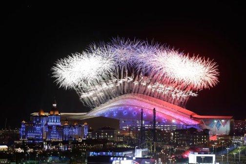 SochiOlympicsFireworks