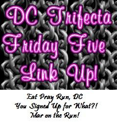 FridayFiveLinkup
