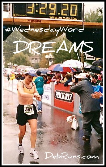SteamtownMarathonDebFinishingPoster