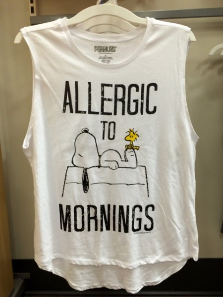 AllergicToMorningsShirt
