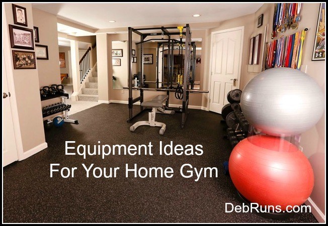 equipment ideas for your home or office gym deb runs